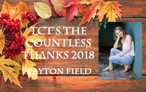 TCT's The Countless Thanks 2018: Payton Field