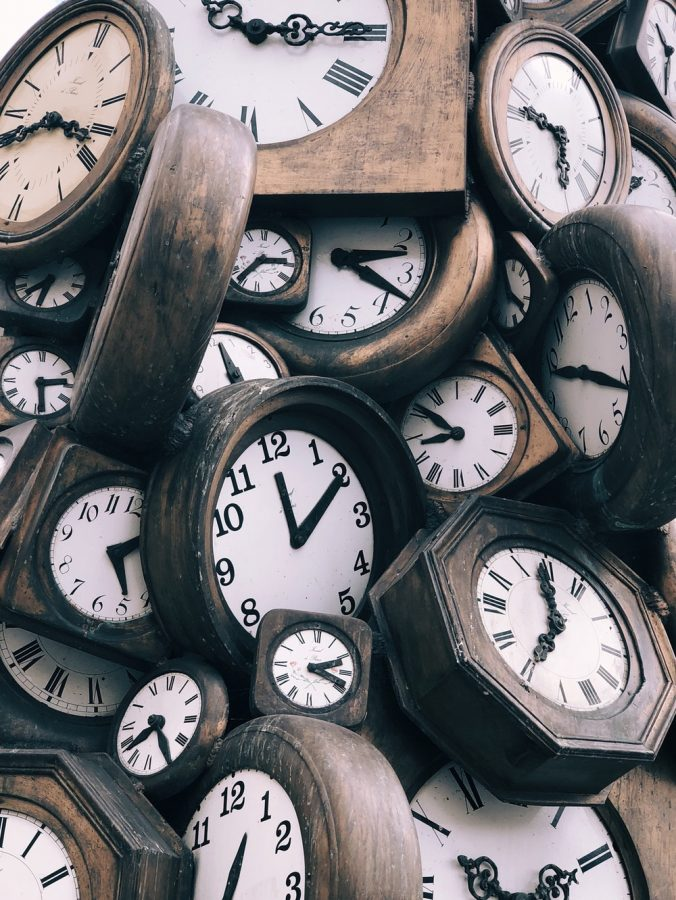 My ever-changing perception of time