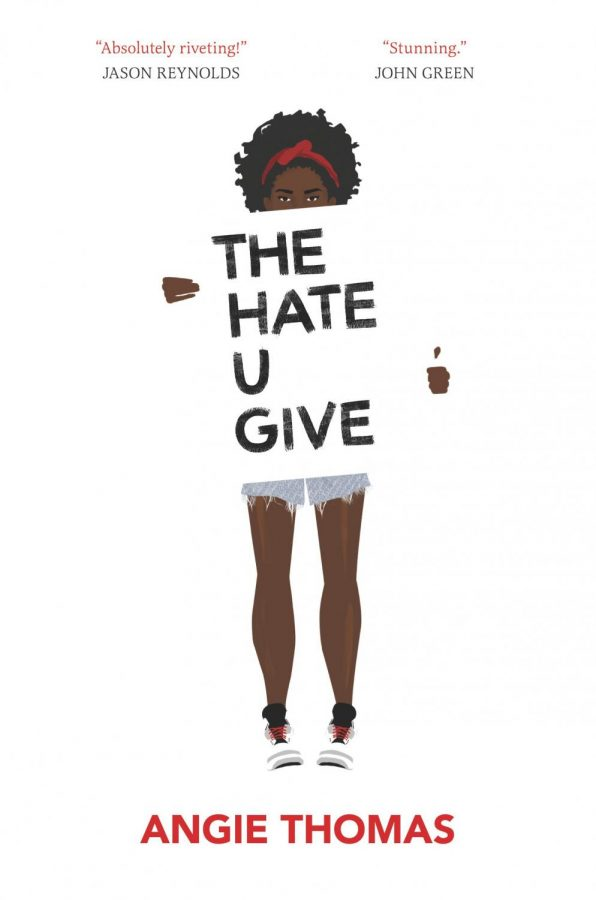 The book The Hate U Give is a powerful story of finding your voice