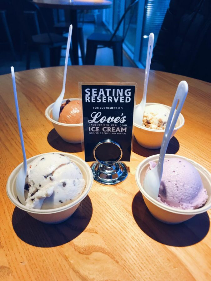 Love's Ice Cream caters to all