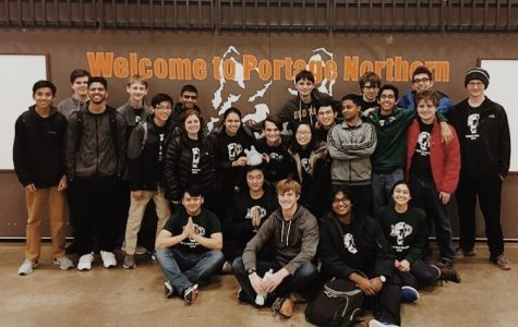 Science Olympiad kicks off its season with a first place finish