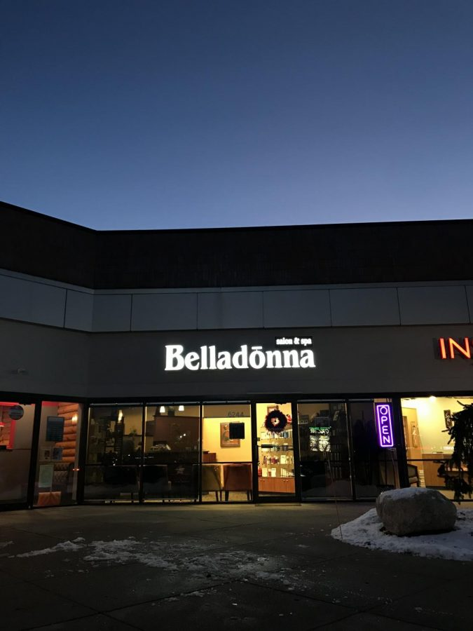 Belladonna Salon & Spa brings back a sense of happiness in your hairstyle