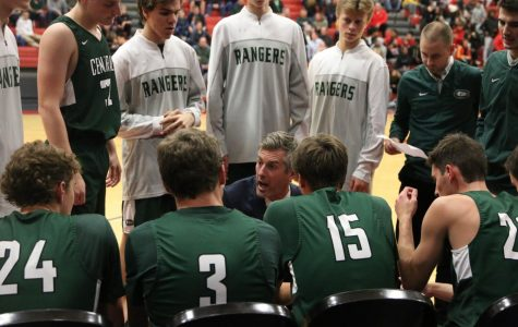 Boys varsity basketball drops heartbreaker to Northview 57-56