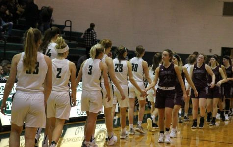 Girls varsity basketball takes down Grandville 66-51 in offensive showing