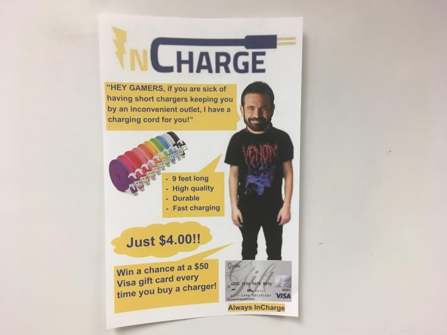 Intro to Business 2018: InCharge