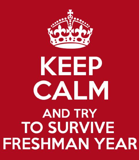 Things I wish I knew as a freshman
