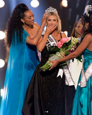 Miss USA and her discourteous words misrepresented our country