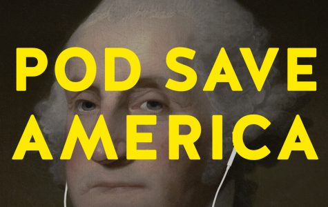 Pod Save America is a self-proclaimed podcast for people not yet ready to give up or go insane