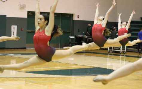 Dance team sees large improvements in Jenison Invitational