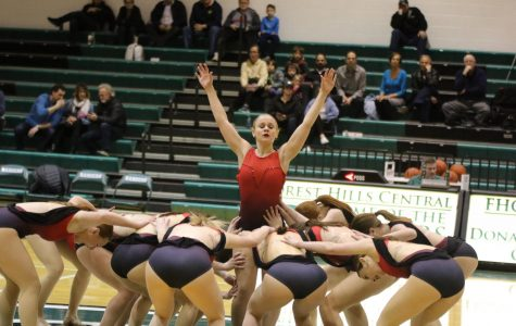 Varsity dance has learning experience at Kenowa Hills Invitational