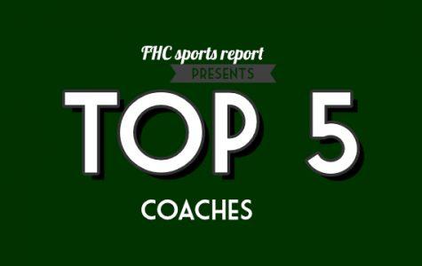 Top 5 Coaches
