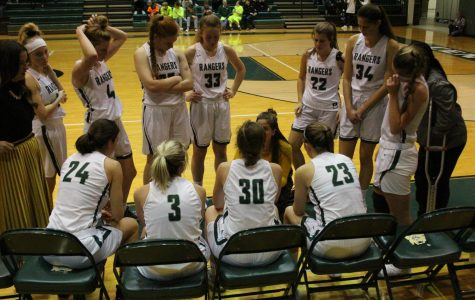Young girls varsity basketball team has successful season ended early