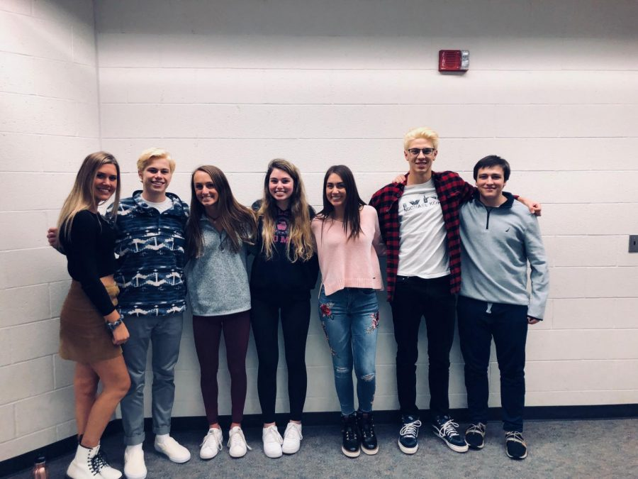 FHC's Environmental Club is striving to make a positive change in our community