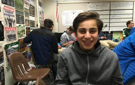 Humans of FHC: Fadi Muallem