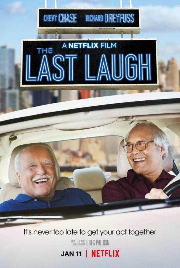 The Last Laugh lacked the ability to hold my attention