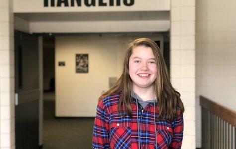 Humans of FHC: Sarah Logan
