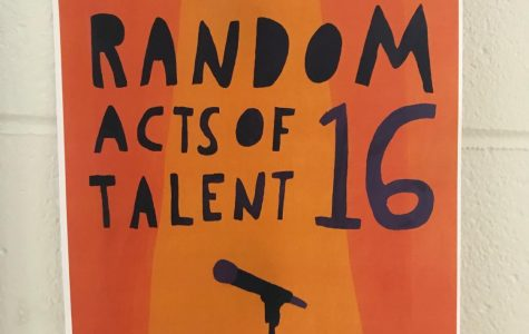 Random Acts of Talent was a waterfall of talent