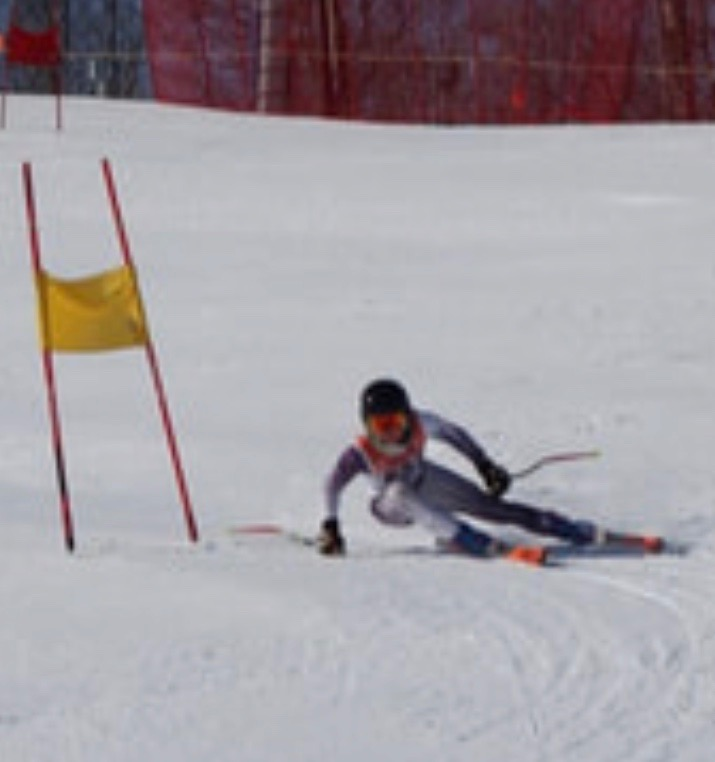 Ski team races past competition in yesterdays meet