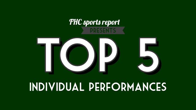 Top 5 Individual Performances