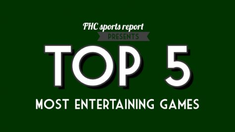 Top 5 Most Entertaining Games