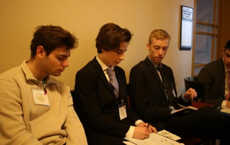 The Model United Nations's University of Michigan conference brought together an amazing group of students