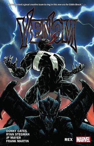 Venom by Donny Cates Vol. 1: Rex brings the character to new heights