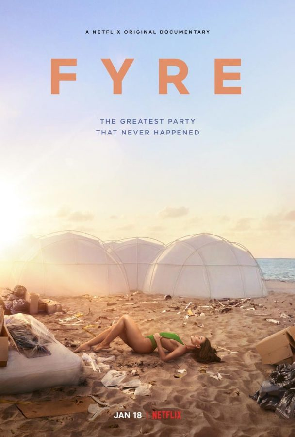 Netflix's FYRE: The Greatest Party that Never Happened is a fascinating look at an intriguing phenomenon