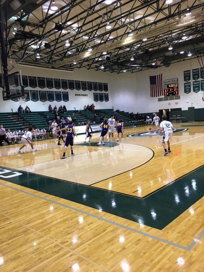Boys+freshman+basketball+shoots+past+Cedar+Springs+58-29