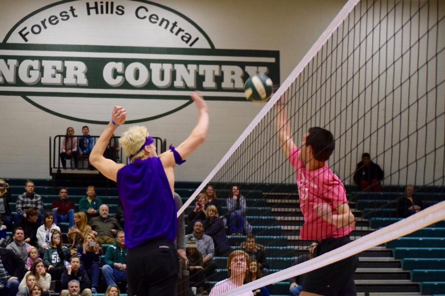 Macho Volleyball will be a competitive, exciting start to Winterfest festivities