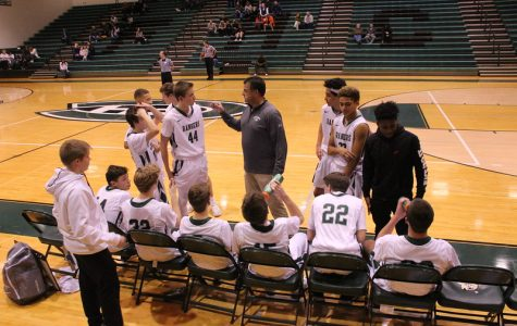 Chris Battiste's big night fuels boys JV basketball over Ottawa Hills in overtime 55-52