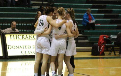 Girls varsity basketball loses heartbreaker to Northview 47-40
