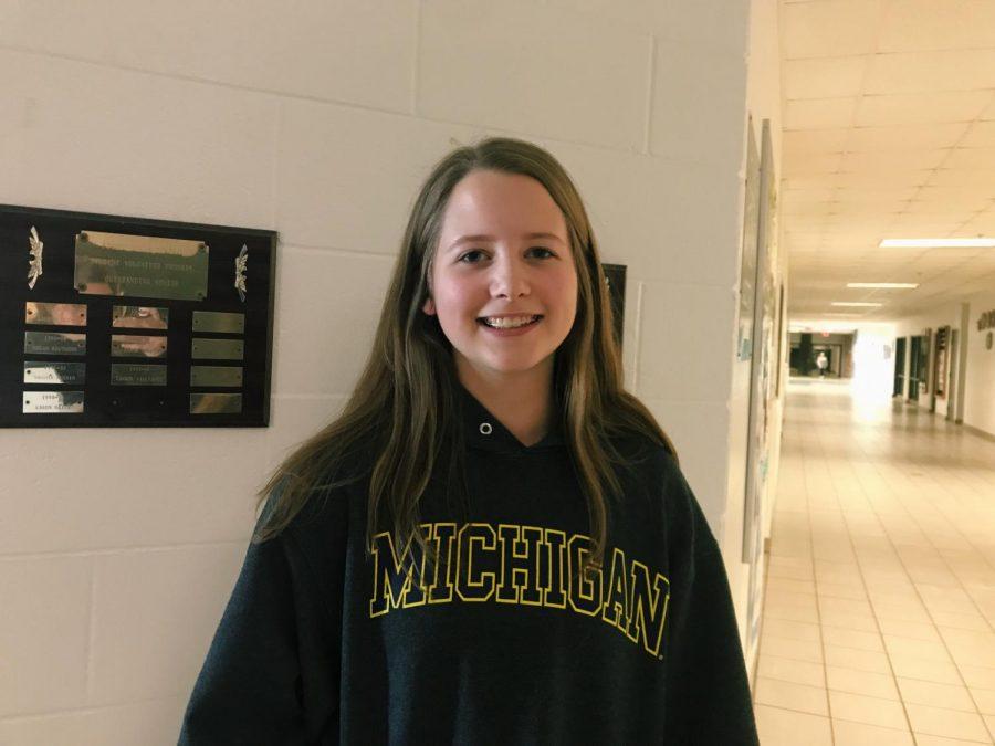 Humans of FHC: Emmalyn Holmquist