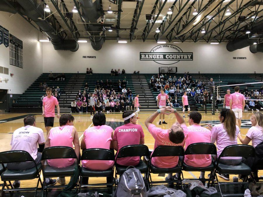 Macho Volleyball - February 11, 2019