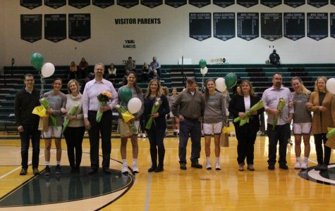 Girls Basketball - Senior Night 2019 Photos