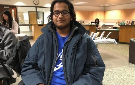 Humans of FHC: Pranav Nalam