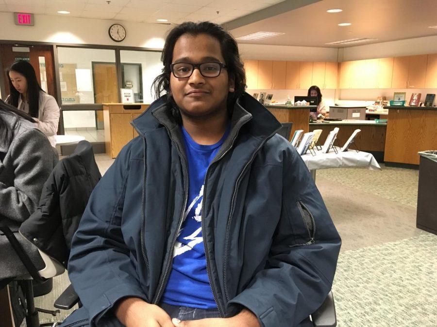 Humans of FHC: Pranav Nalam