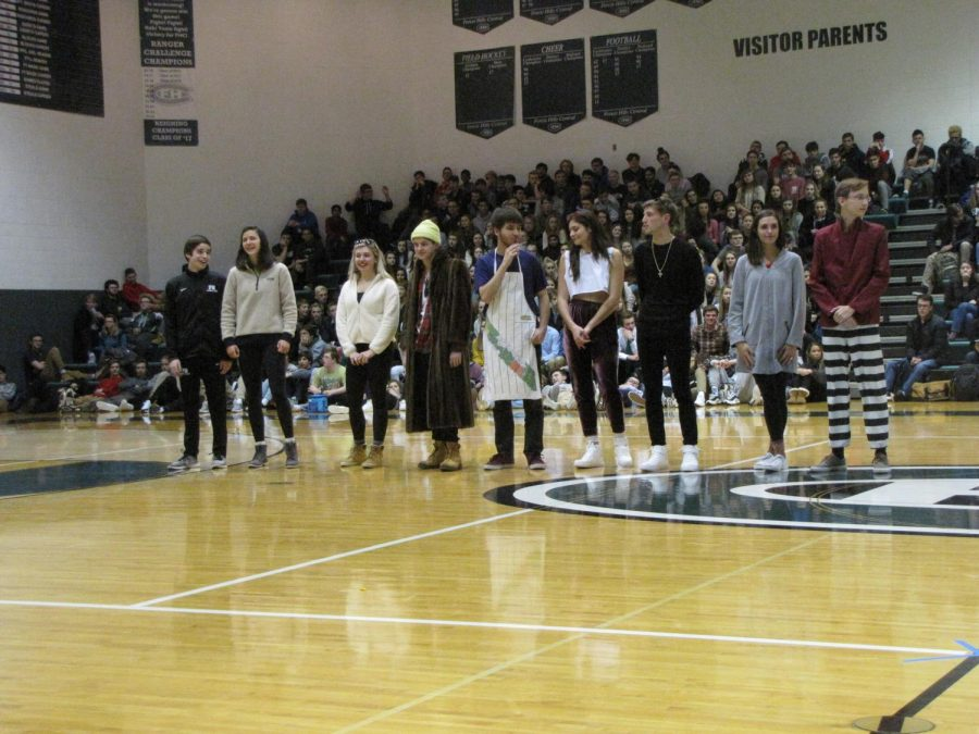 The Winterfest assembly spurred anticipation for the upcoming activities