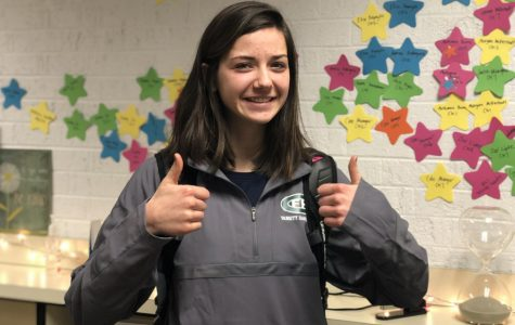 Humans of FHC: Claire Baguley