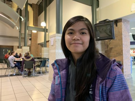 Humans of FHC: Amy Wang