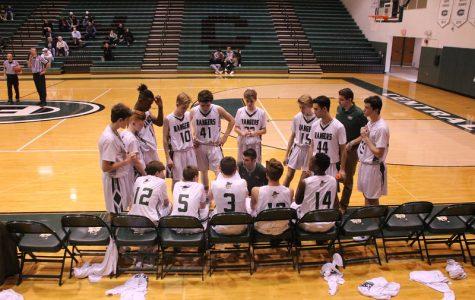 Boys freshman basketball reaches top of OK White in 81-56 win over Ottawa Hills