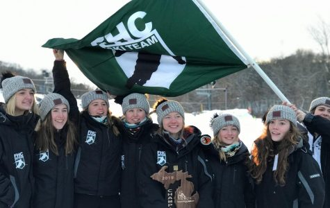 Girls ski team wins Regionals for third straight year, qualifies for States