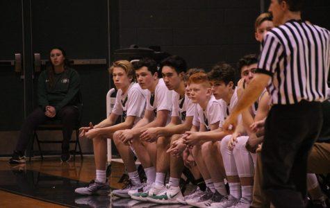 Boys freshman basketball exterminates the Greenville Yellow Jackets 65-28