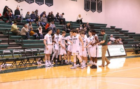 Boys freshman basketball caps off season with wins over Lowell and FHN