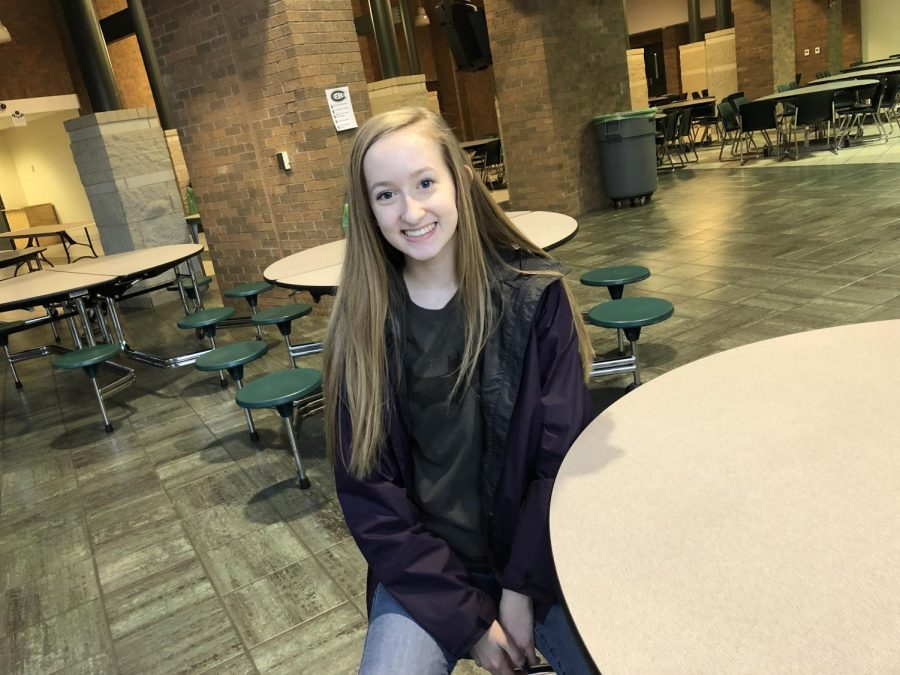 Humans of FHC: Holly McLenithan