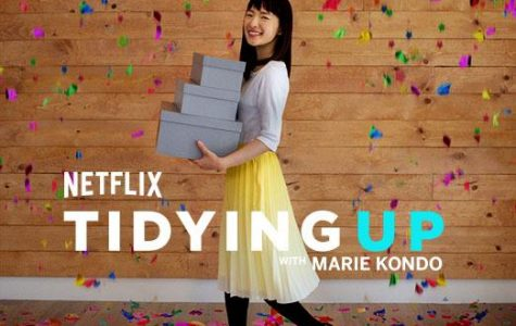 Tidying Up with Marie Kondo reinforced my love for home organization
