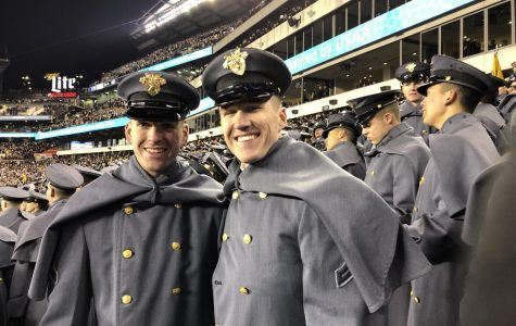 Ben Whitlow has learned the salience of the relationship between success and failure while attending West Point