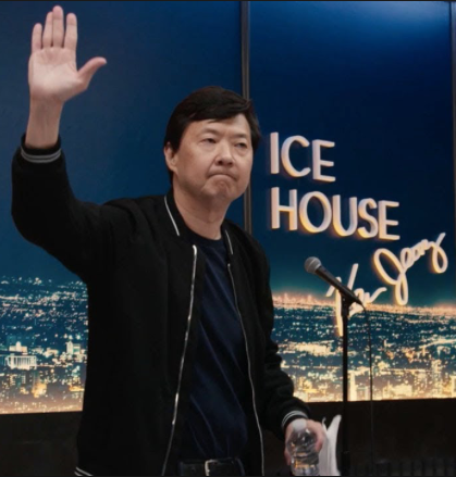 Ken Jeong surprised with emotional elements in his first stand-up show