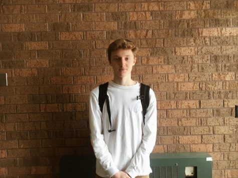 Humans of FHC: Jacob Wolfgang