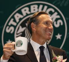 I have no idea why former Starbucks CEO Howard Schultz thinks he should run for President
