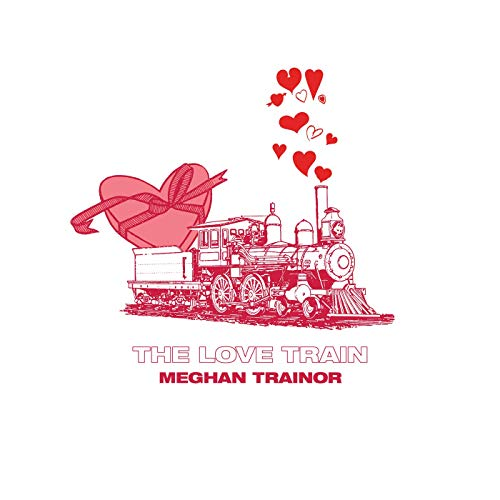Meghan Trainor's EP THE LOVE TRAIN is a delightful surprise